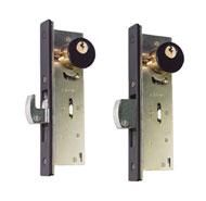 Narrow Stile Lock